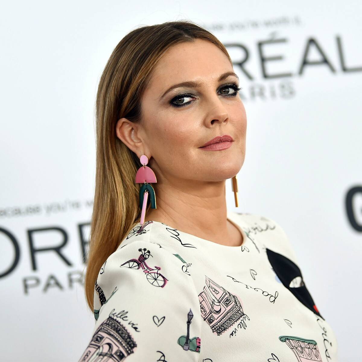 """Drew Barrymore Gets Candid About Her Year and a Half Inside a """"Psychiatric Ward"""" at 13"""