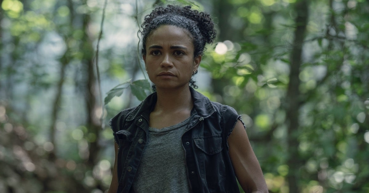 How Lauren Ridloff's Connie Plays a Role in The Walking Dead Extended Season 10