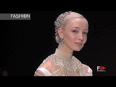 LA CHAUDE by KHAFIS KHAN Fall 2016 Moscow - Fashion Channel