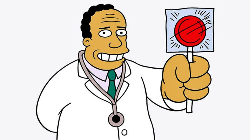 The Simpsons: Kevin Michael Richardson replaces Harry Shearer as Dr Hibbert