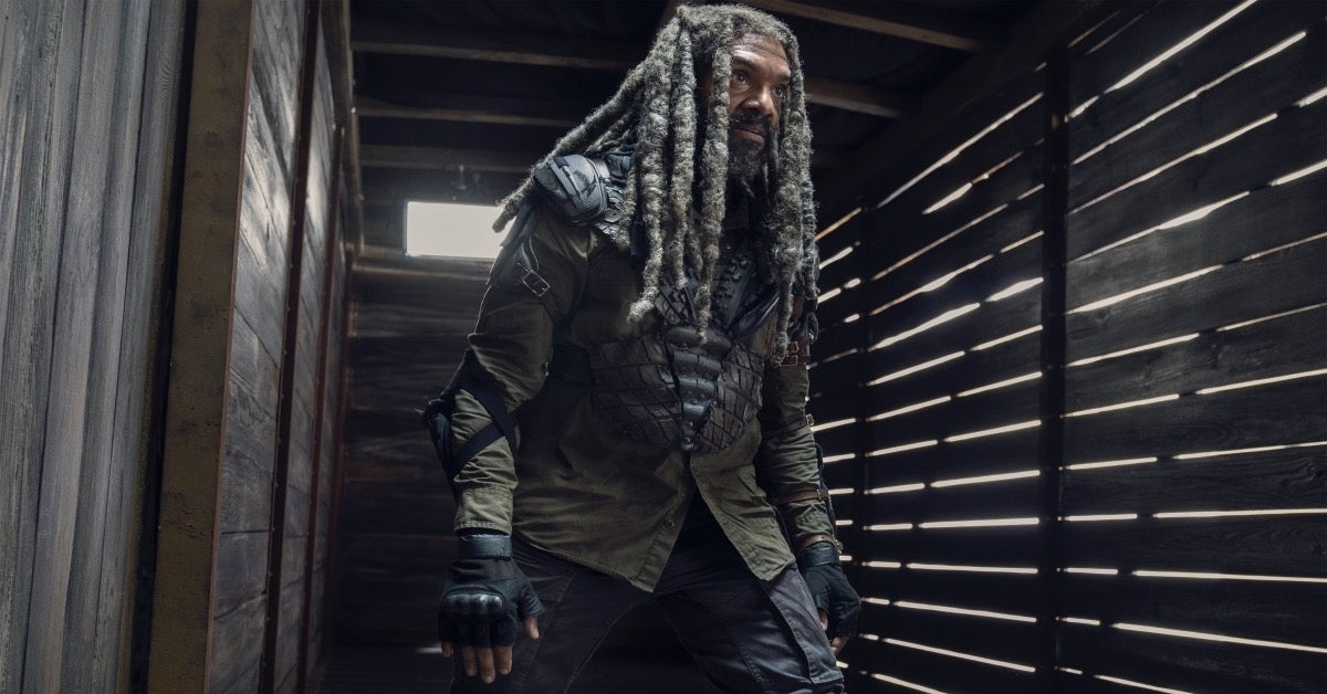 The Walking Dead's Khary Payton Wonders What's Next After King Ezekiel's Cancer Diagnosis