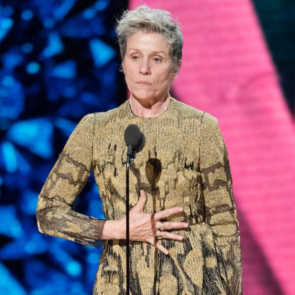 Frances McDormand Explains Why She Turned Down Press Requests for 10 Years