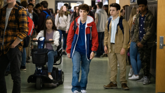 'SNL' Alum Nasim Pedrad Plays A 14-Year-Old Boy In The 'Chad' Trailer