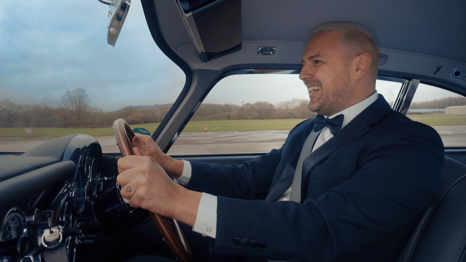 Paddy McGuinness and Freddie Flintoff left 'shaken and stirred' in new Top Gear trailer