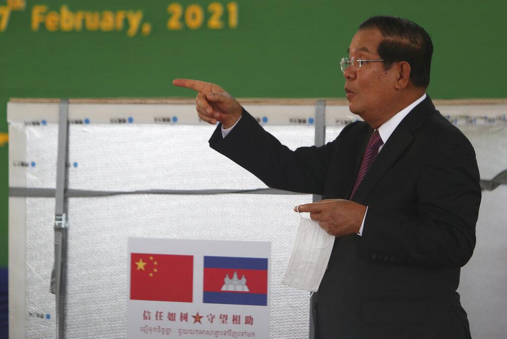 No China-style internet controls, assures Cambodia