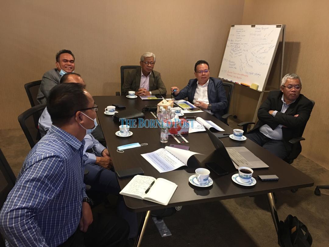 Masing: Proposed high-speed internet facility to transform Sungai Asap into digital village