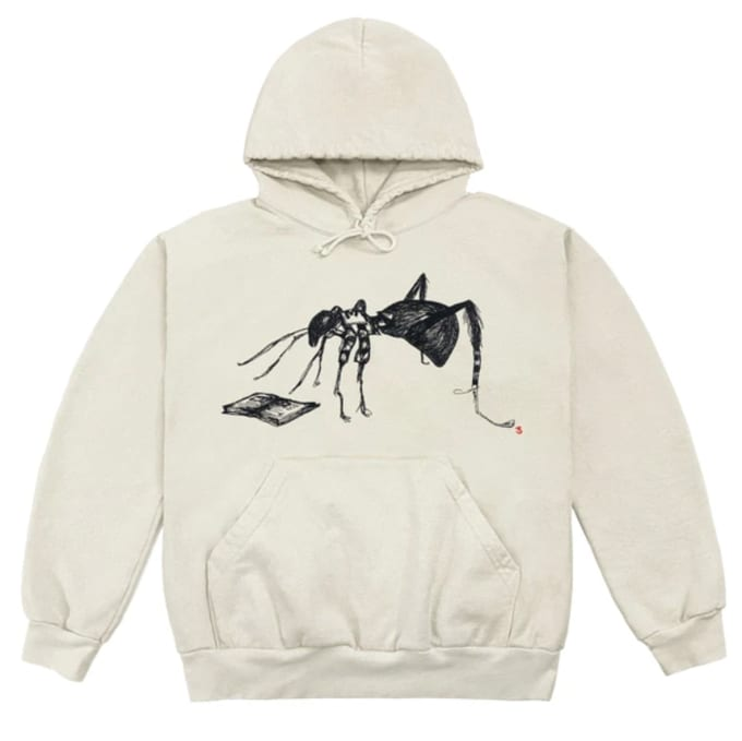 André 3000 Launches Capsule Collection Featuring Hand-Drawn Ant Sketch