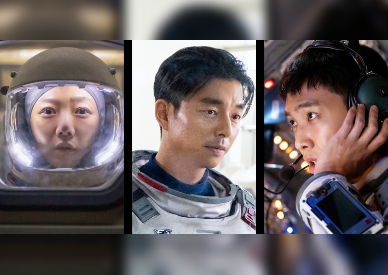 Spacesuit so heavy, 1 boot weighs 4.5kg: Bae Doona, Lee Joon on new Netflix K-drama The Silent Sea that stars Gong Yoo