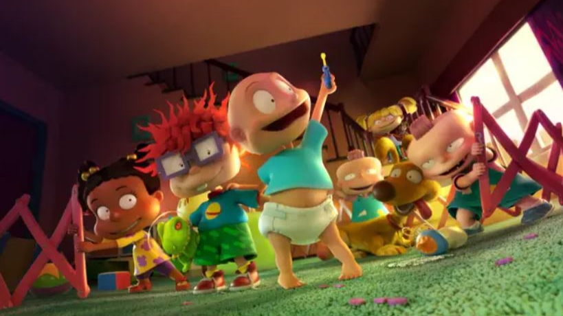 First Look At Rugrats Reboot And It Has Divided Fans