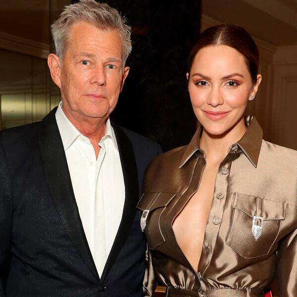 Katharine McPhee Gives Birth: Look Back at Her Romance With David Foster