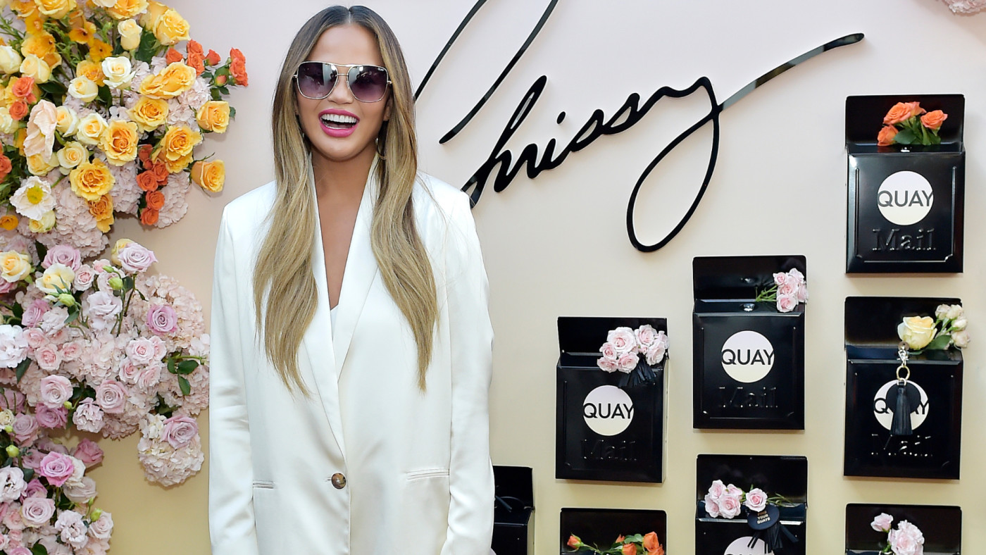 Chrissy Teigen Jokes She's 'Free' After POTUS Twitter Account Honors Her Unfollow Request