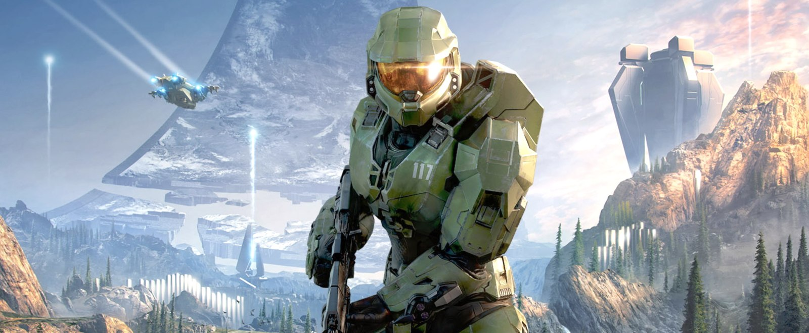 The (Very) Long-In-The-Works 'Halo' TV Show Has Found A New Home