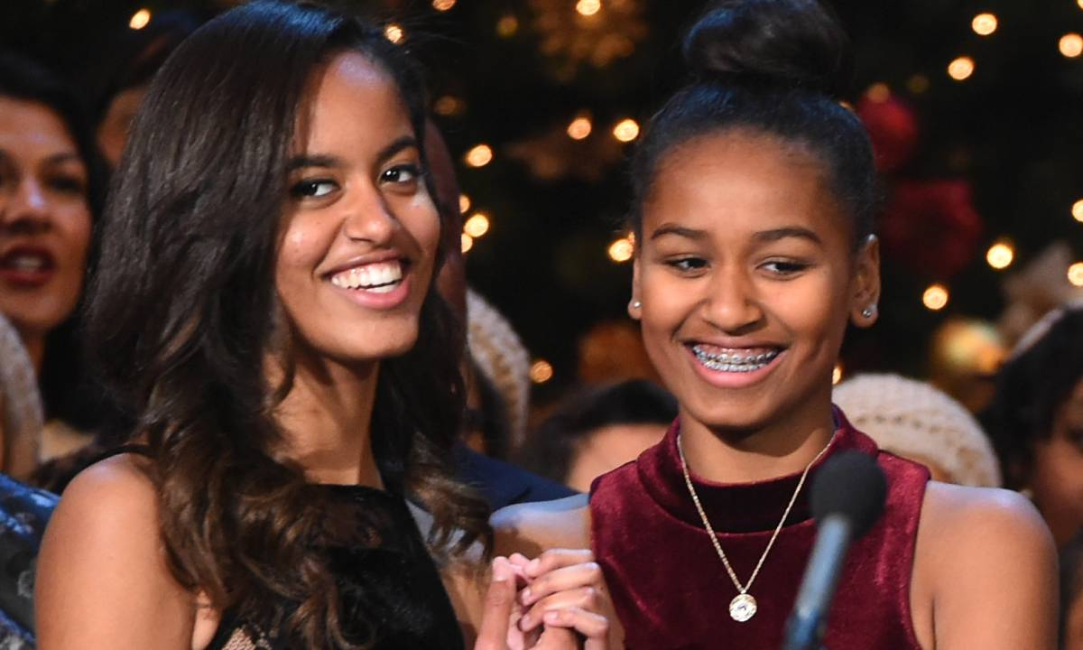 Malia and Sasha Obama's life behind closed doors revealed – including down-to-earth role model