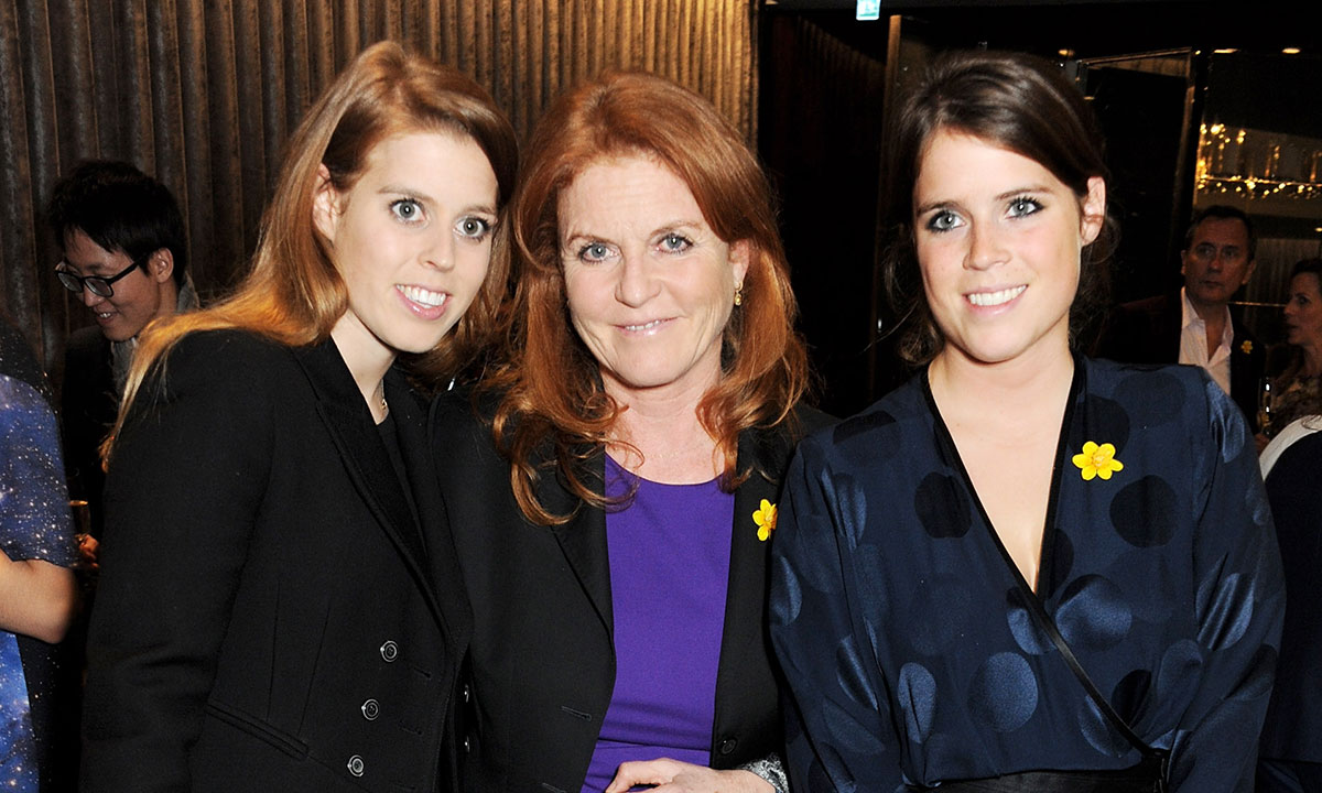 Sarah Ferguson shares touching memory from Princess Beatrice and Princess Eugenie's childhood
