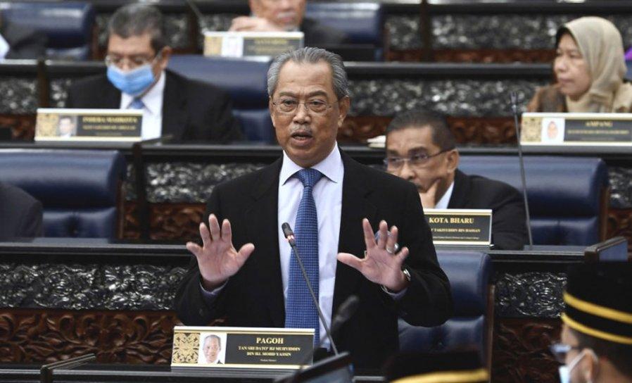 元首表明可开国会 巫统希盟齐施压首相