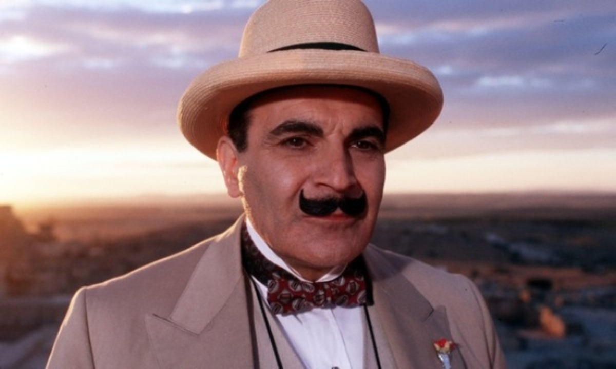David Suchet opens up about returning to play Poirot