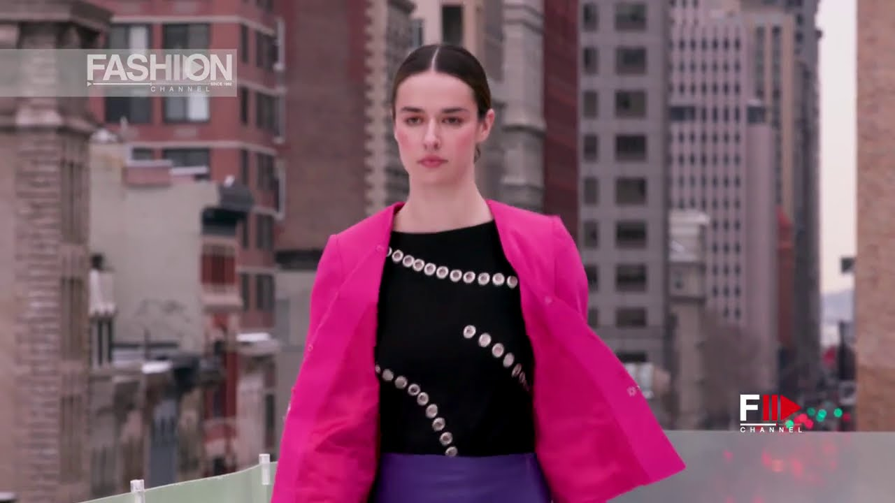 FLYING SOLO SHOW #5 Fall 2021 New York - Fashion Channel