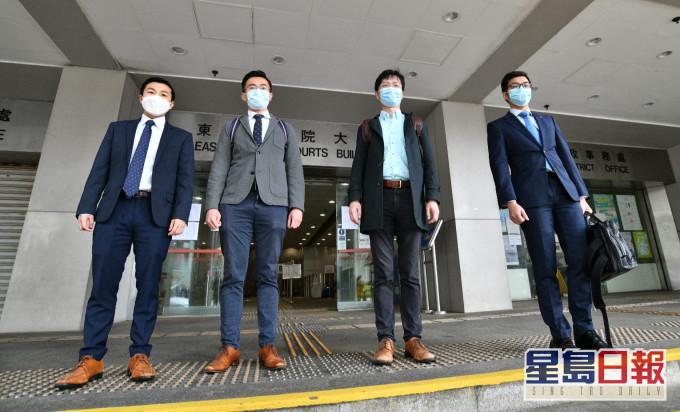 郑丽琼等5人涉组织群组聚集拒认罪 案押4月预审