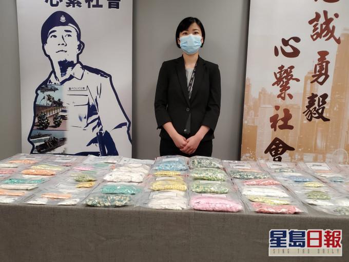网售无标籤减肥药声称「两周瘦10磅」 警拘无业男检20万元危险药物