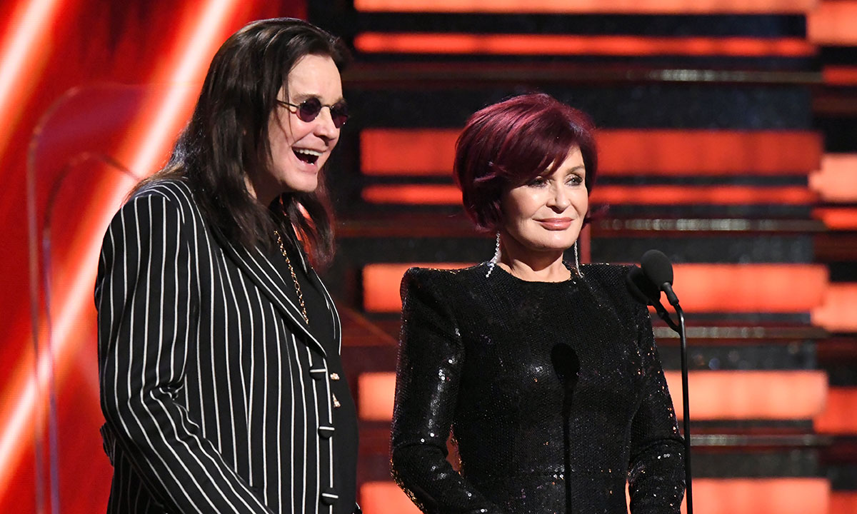 Sharon Osbourne shares rare photo of Ozzy Osbourne inside family home – fans say the same thing