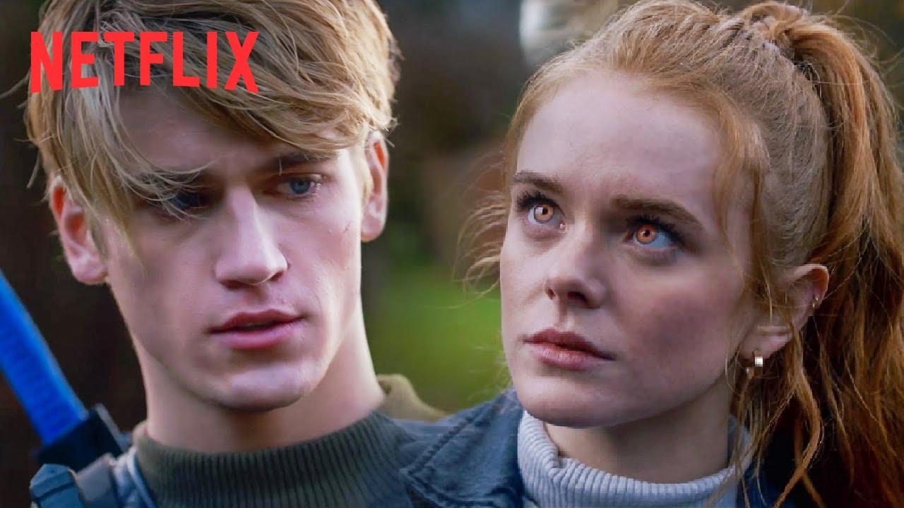 The Best Sky & Bloom Moments   Fate: The Winx Saga   Netflix