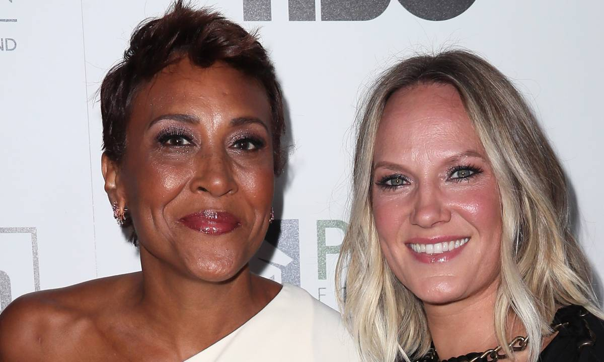 GMA's Robin Roberts' unbelievable story of survival – and how partner Amber supported her