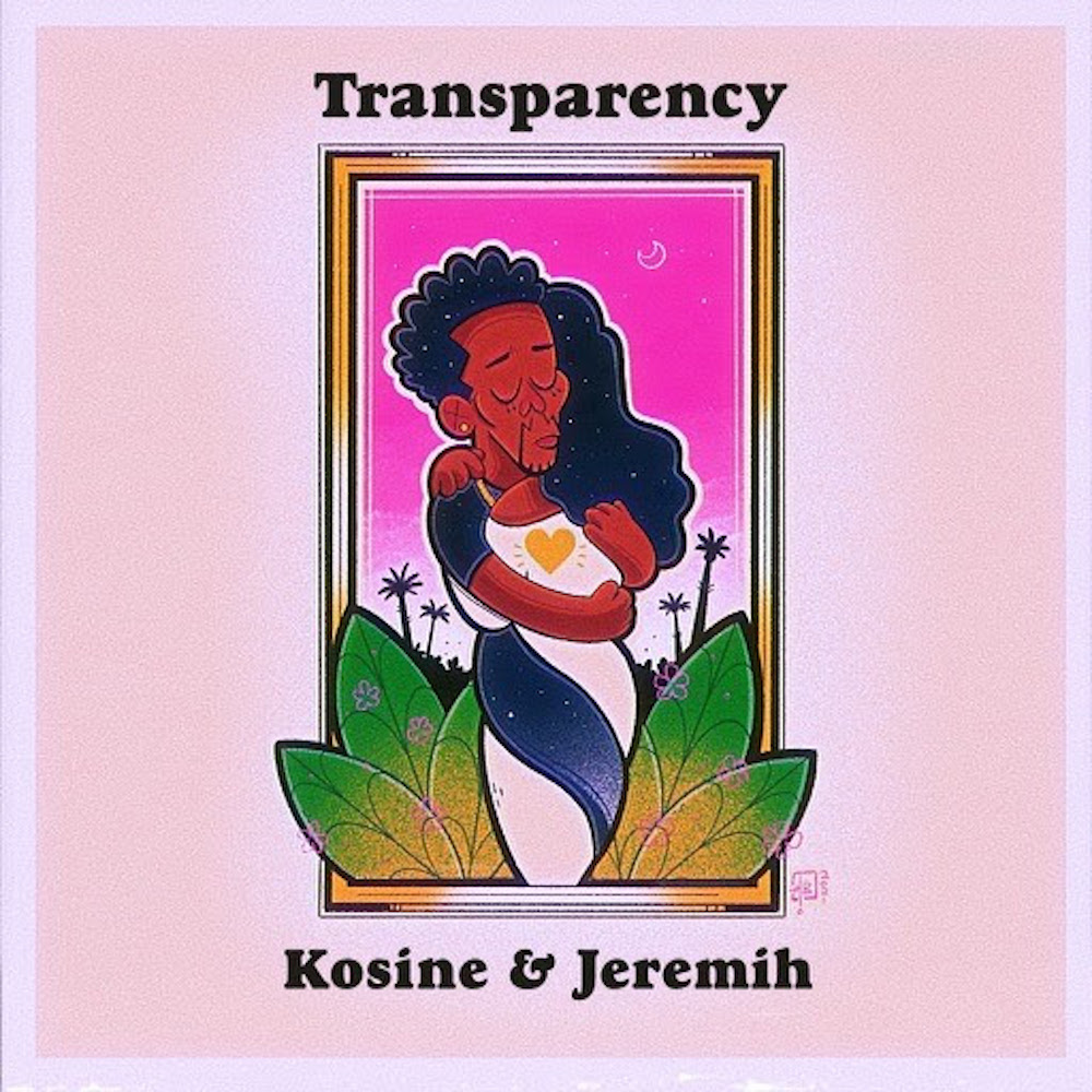 "Kosine Taps Jeremih for New Song ""Transparency"""