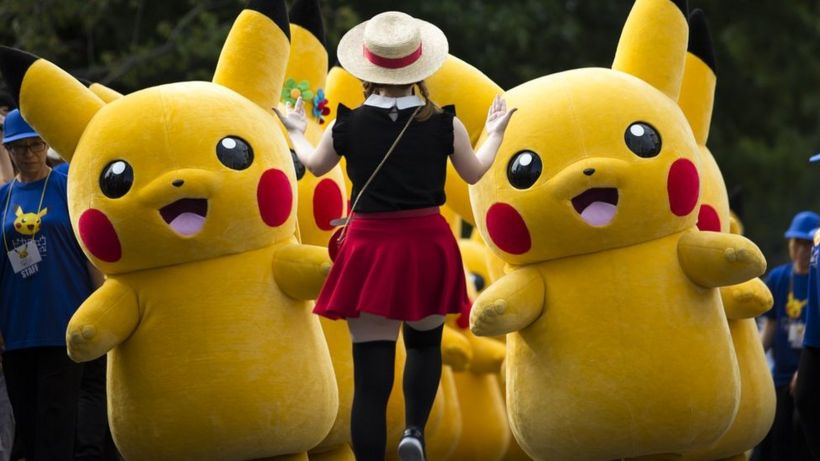 Monsters, mania and the unstoppable march of Pokémon
