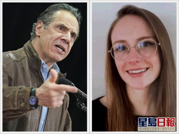 纽约州长科莫性骚扰丑闻续发酵 再有女子出面指证