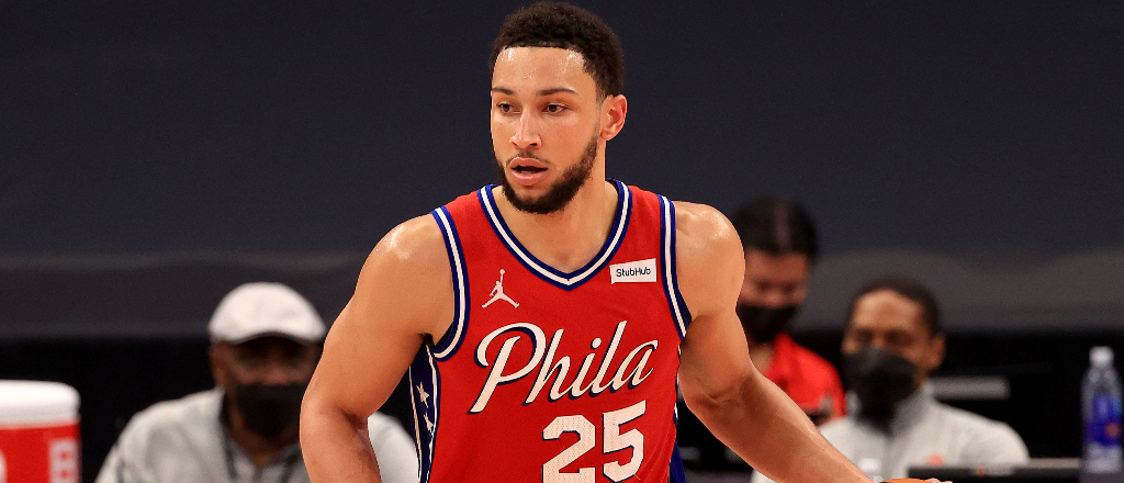 Report: Ben Simmons Doesn't Plan On Reporting To Camp After Telling The Sixers He Wants A Trade