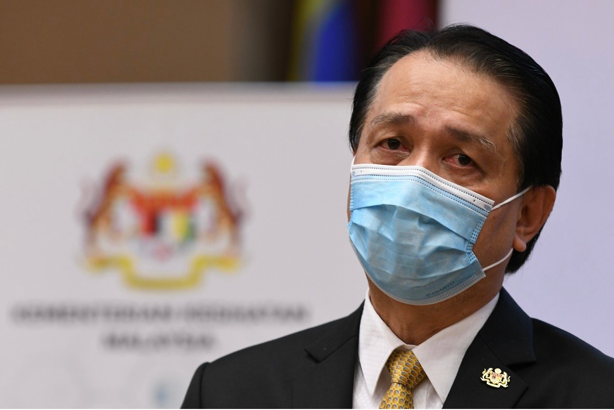 Too early to say vaccination acts as basis for immunity passport — Dr Noor Hisham