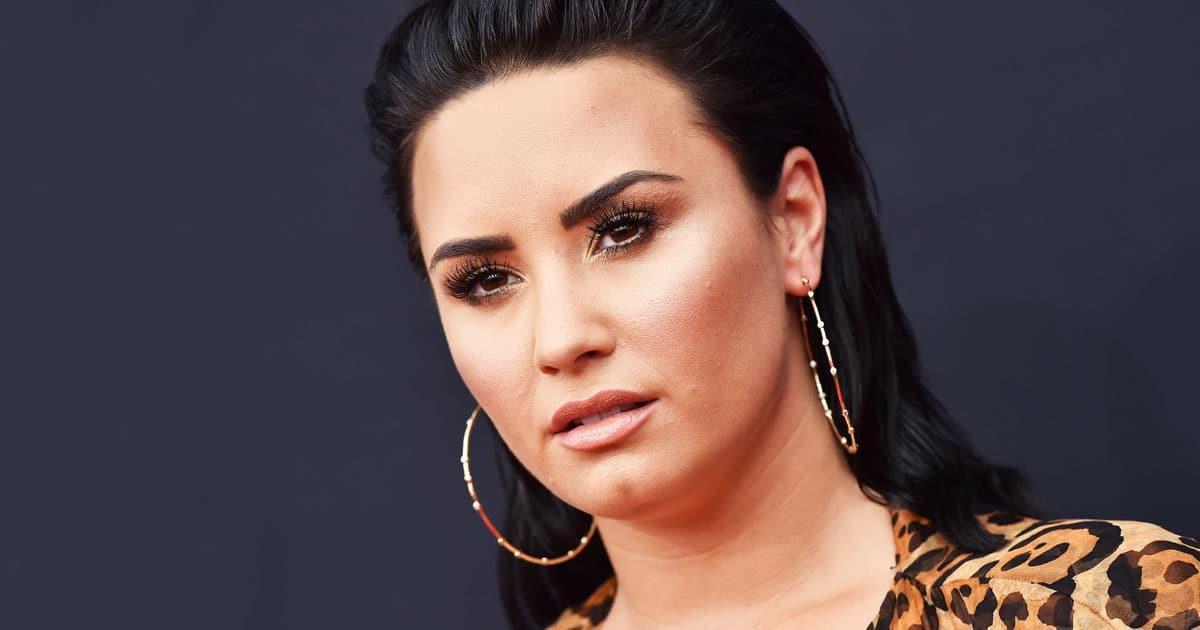 Demi Lovato Slammed Online After Calling Gender Reveals Transphobic