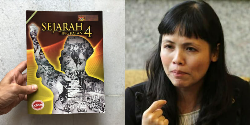 Teo Nie Ching To Take Action Against Allegations Of Changing Sejarah Syllabus