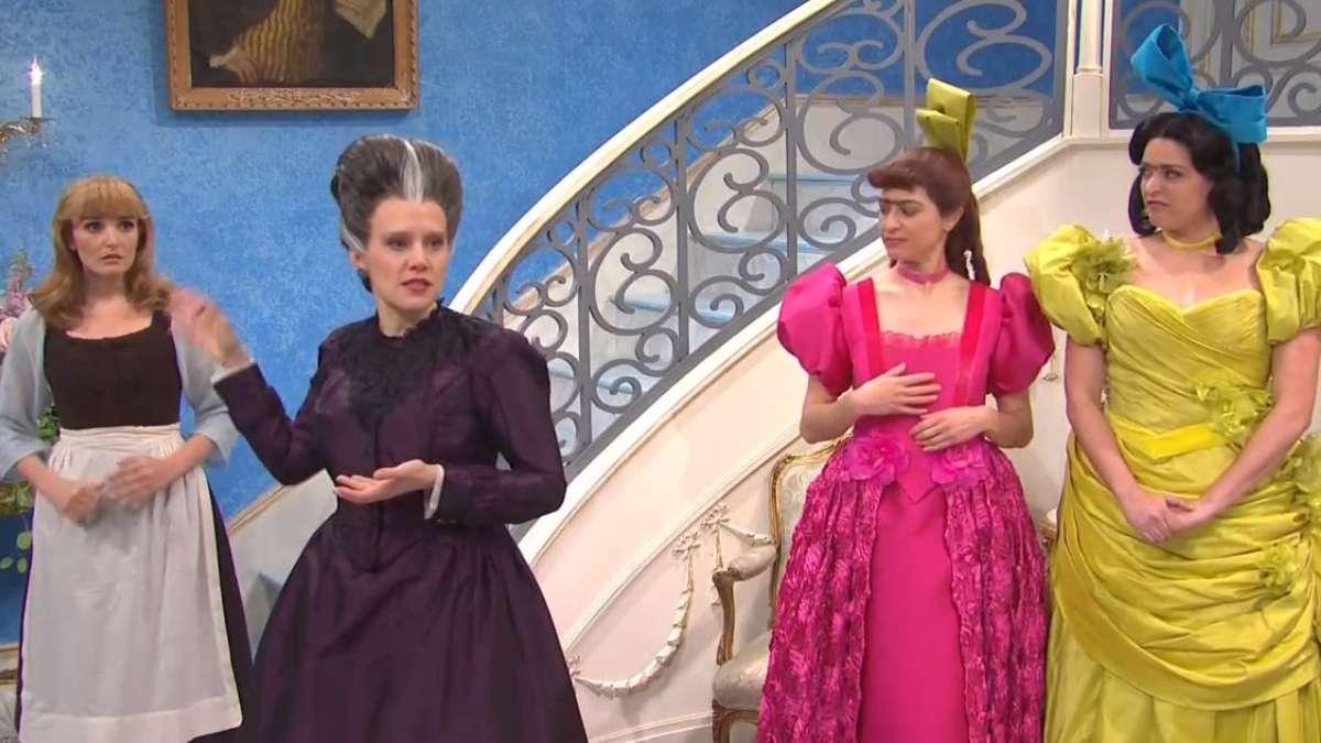 Saturday Night Live Parodies Cinderella With Nick Jonas