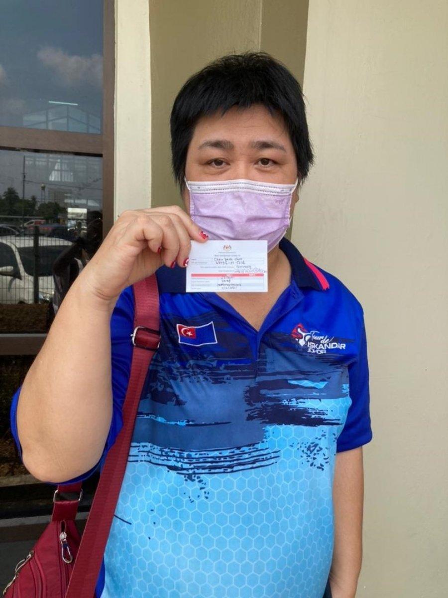 【新冠肺炎】峇县疫苗接种开跑 民众受促尽早登记