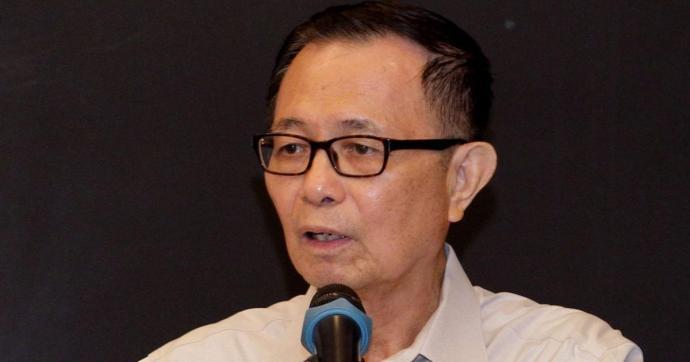 星报媒体主席 拿督胡亚桥宣布呈辞