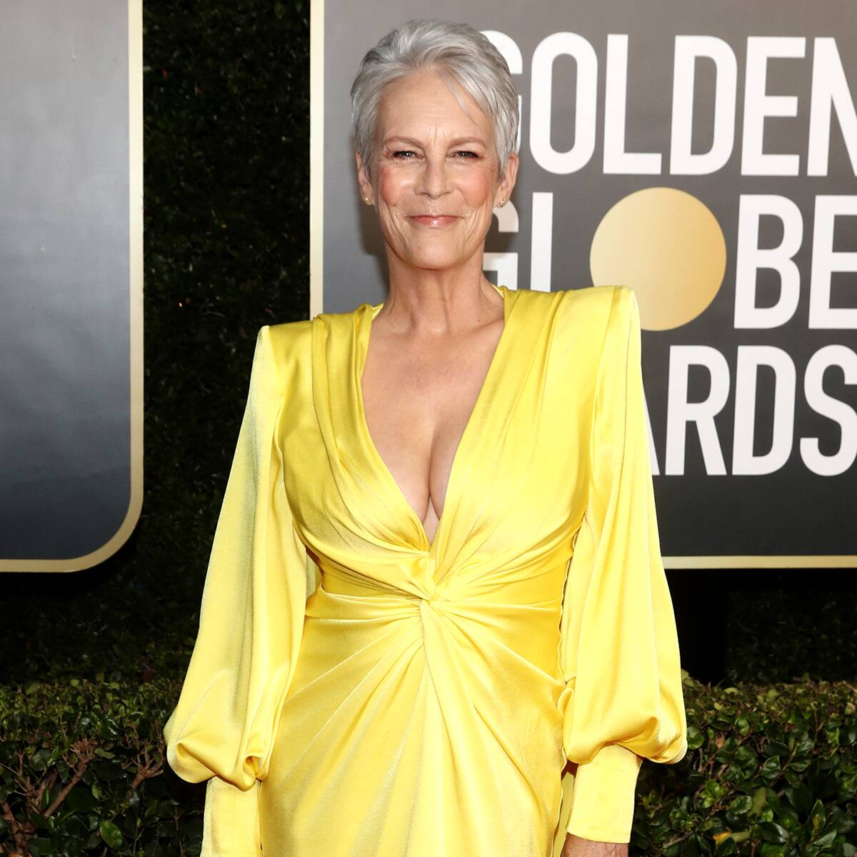 "Jamie Lee Curtis Reflects on That Cleavage-Baring Gown: ""They Are Back in the Stable"""