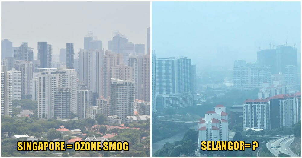 Is The Haze Back? Selangor Records Unhealthy Air Quality In Four Areas