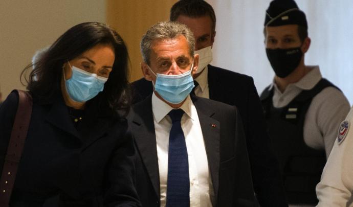 法国前总统萨科奇 贪污罪名成立