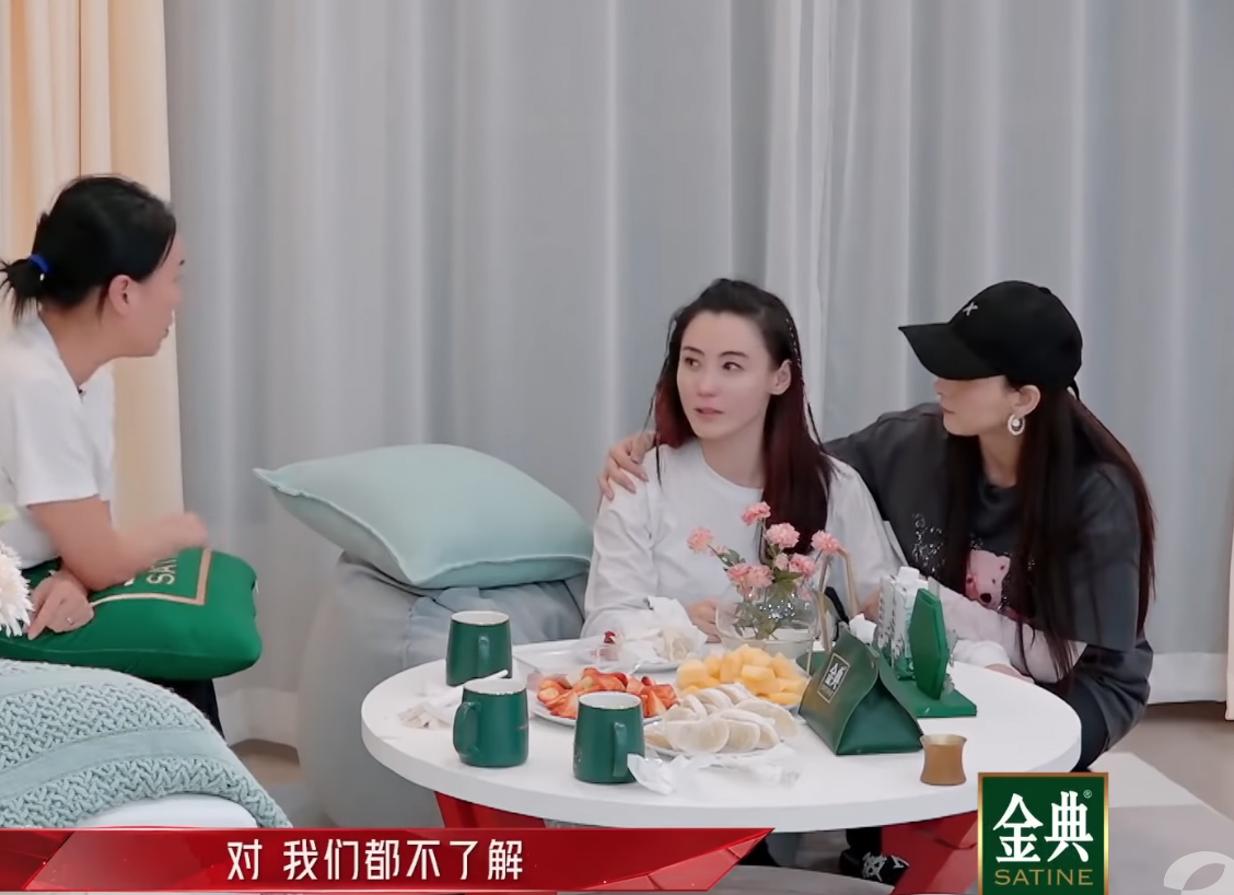 Cecilia Cheung Tears Up When Na Ying Tells Her She's An Amazing Mother