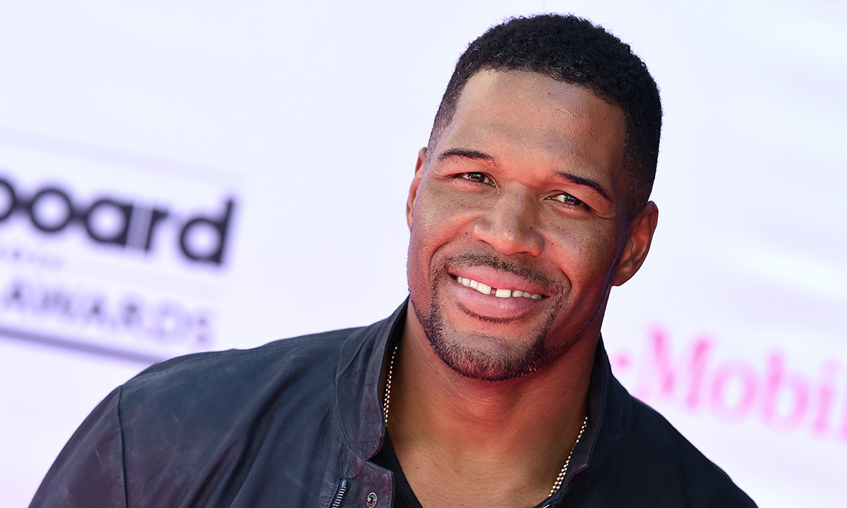 GMA star Michael Strahan suffers painful mishap - details