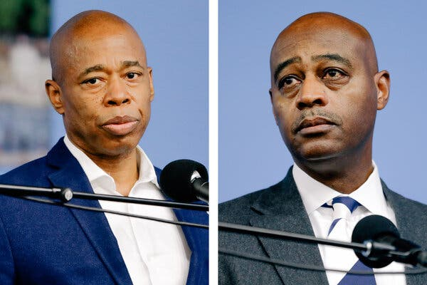 Why These 2 N.Y.C. Mayoral Candidates Are on a Collision Course