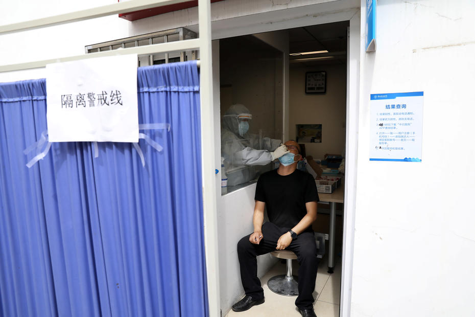 Tokyo asks China to stop anal swab tests for Covid-19 on Japanese citizens
