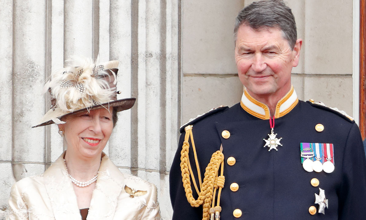 Princess Anne just marked this special occasion with husband Sir Timothy Laurence