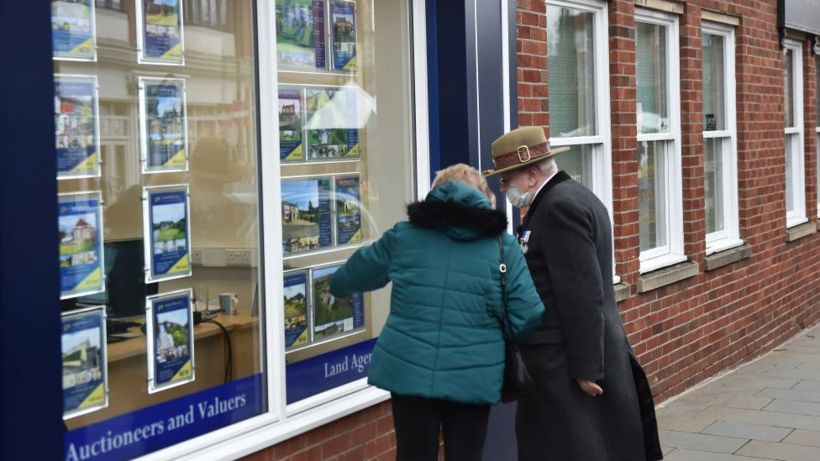 UK house prices see 'surprise' pick-up, says Nationwide