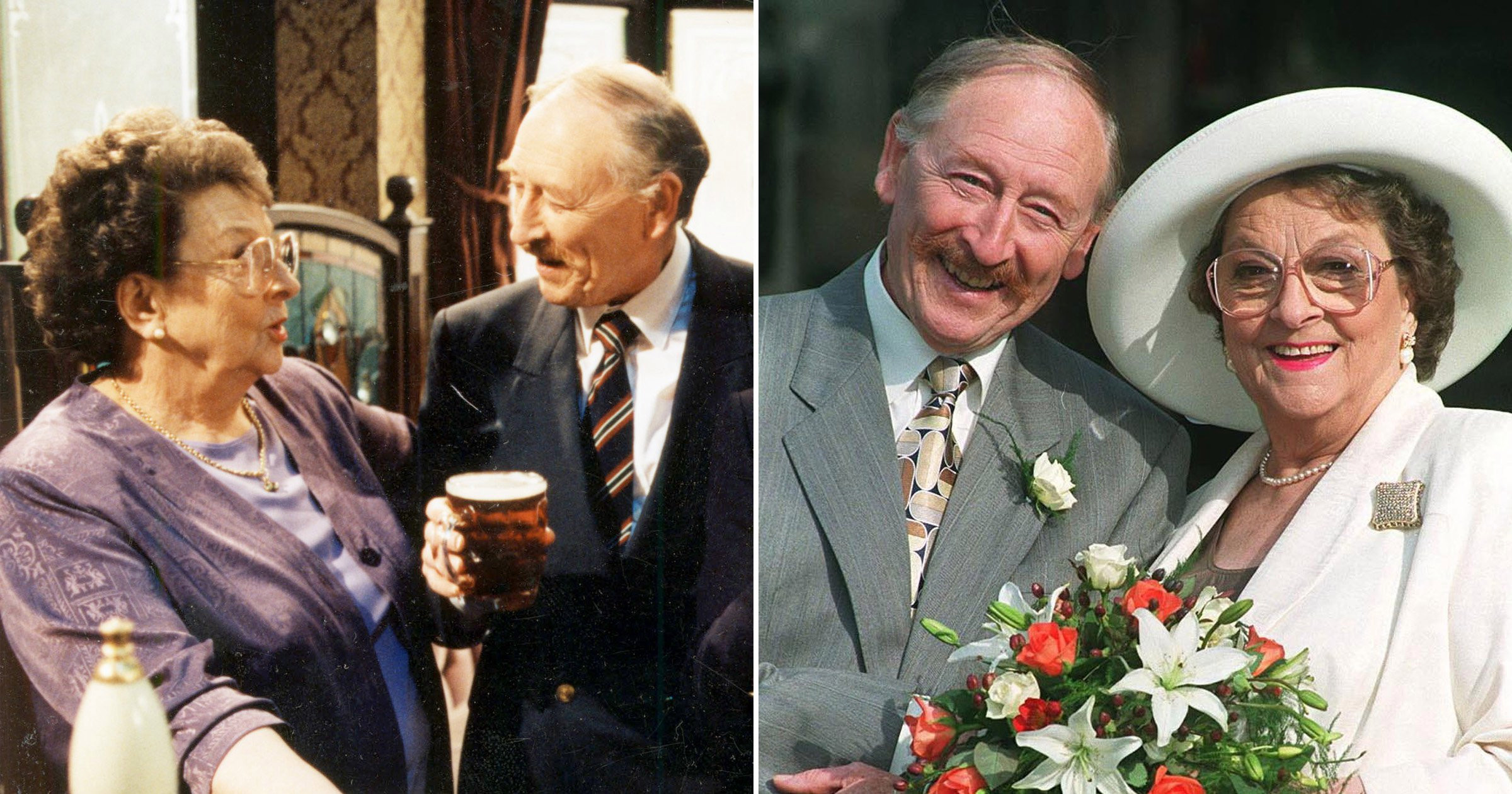Coronation Street actor Frank Mills dead aged 93