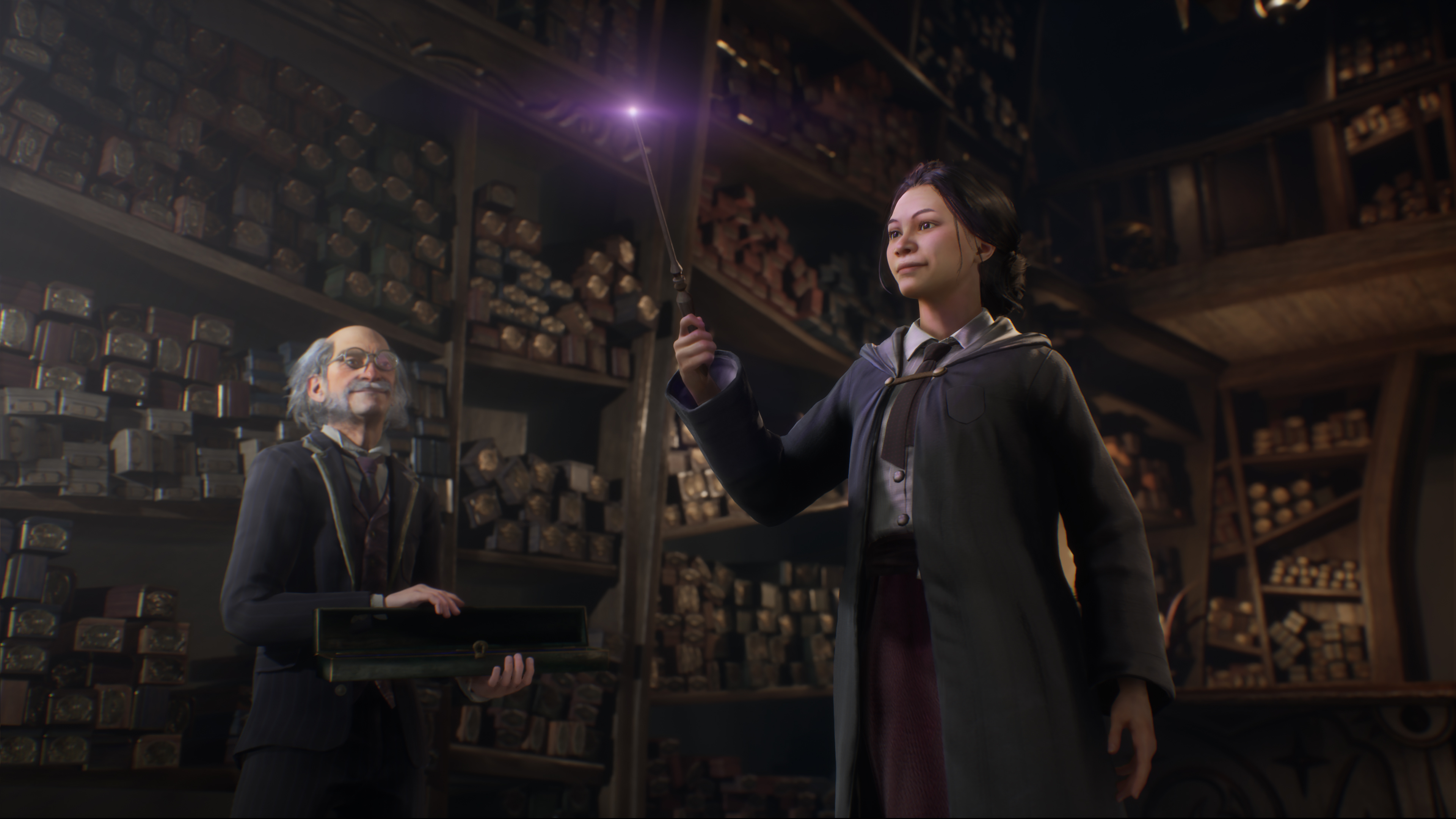 Hogwarts Legacy to include 'trans-inclusive character creation'