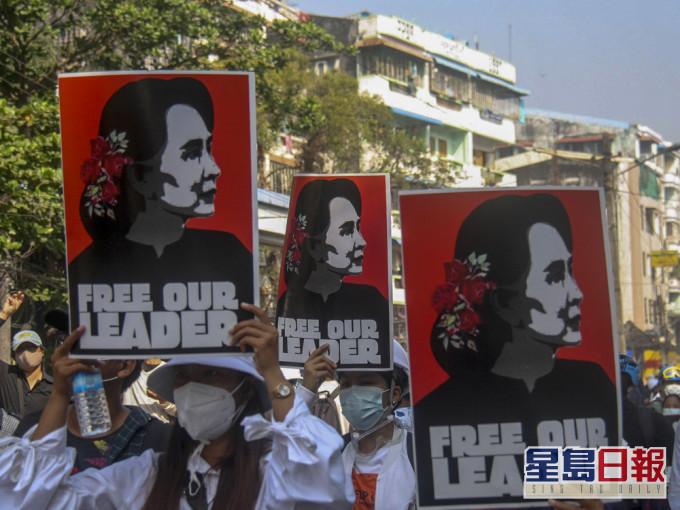 东盟呼吁缅甸各方和平解决问题 缅警方释放逾500名示威者
