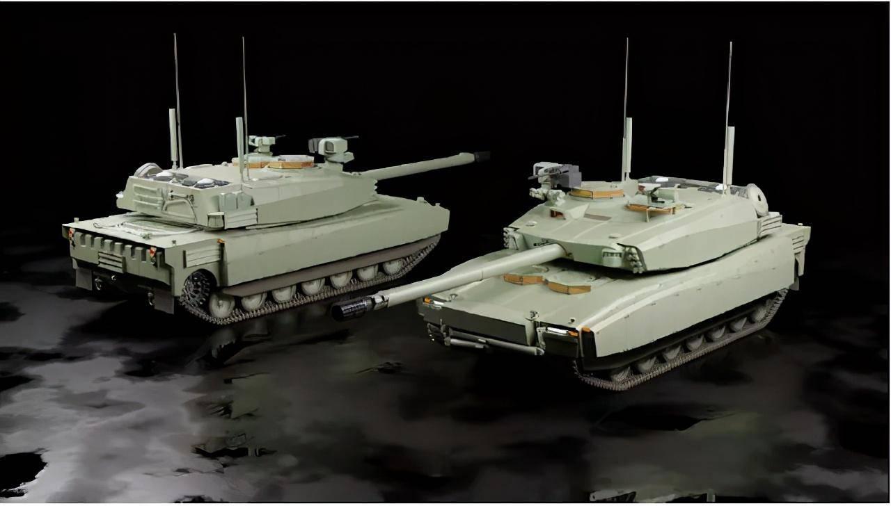 讲武谈兵|美军着急了?开始论证第四代主战坦克