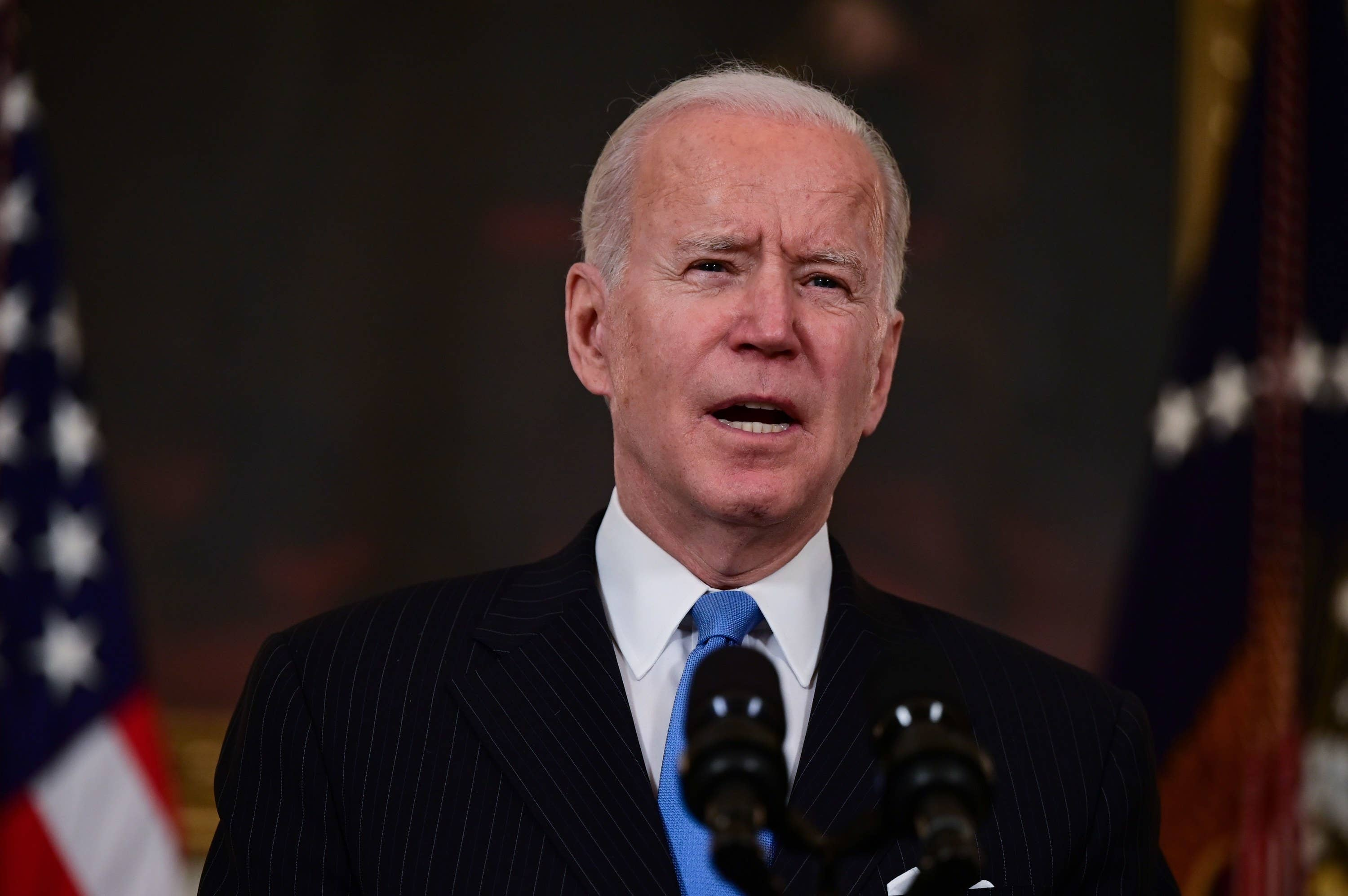The US Will Have Enough COVID-19 Vaccines For All Adults By May, Biden Says